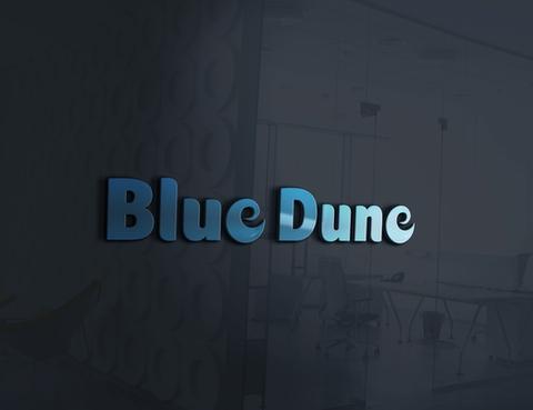 Blue Dune Logo Design