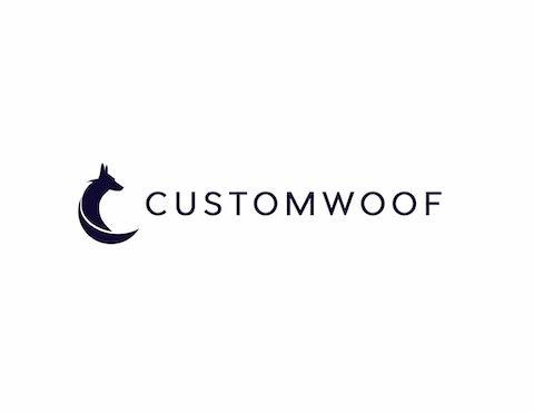 CustomWoof Logo