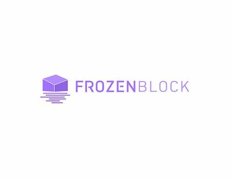 FrozenBlock Logo